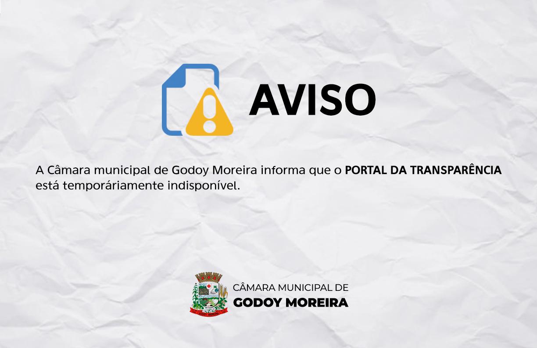 Portal da Transparência em manutenção, por favor, tente mais tarde!
